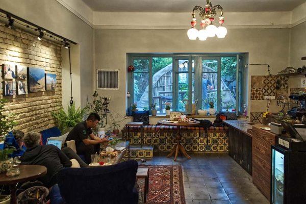 Tehran Kojin Cafe
