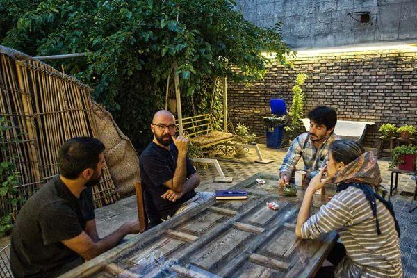 Iran Hostels