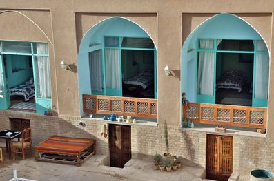 Hostel in Kashan